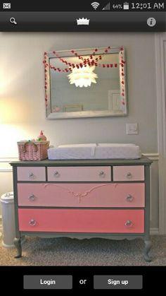 idéia de pintura para móveis