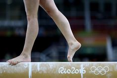 Sanne Wevers (Netherlands) Rio olympics 2016. Awesome beam routine with amazing turn sequence on beam.