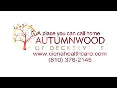 Autumnwood 15 second Commercial For Theaters
