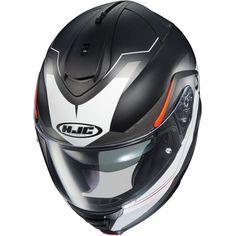 HJC IS-MAX 2 Modular Helmet - Magma   MotoSport