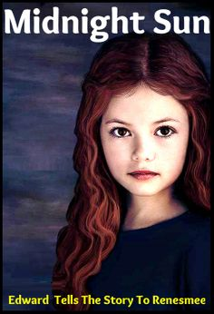 Renesmee (Mckensie Foye) from Twilight. Such a beautiful girl. Jacob And Renesmee, Midnight Sun, Twilight Saga, Werewolf, I Movie, Places To Visit, Eyes, Film, Movie Posters