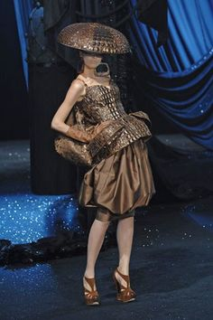 Christian Dior Spring 2008 Couture Collection Photos - Vogue
