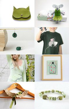 Green grass by Ombretta on Etsy--Pinned with TreasuryPin.com