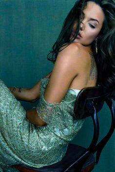Angelina  she is so beautiful
