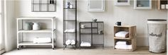 super bathroom storage shelving and units loaf from Bathroom Storage Tables