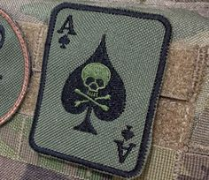 http://tactical.toys/ Ace of Spades Death Card Patch