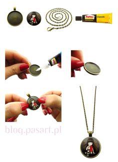 #cabo #DIY #tutorial #necklace #handmade