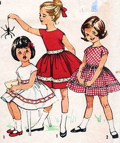 Simplicity 4921 Girls Size 4 One Piece Dress Sewing Pattern Vintage 1960s Wedding, Flower Girl Simplicity,http://www.amazon.com/dp/B00JFI1HMS/ref=cm_sw_r_pi_dp_Zo0qtb1A57JVM4EK