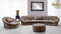 Cosmopolitan Sectional Sofa Mini