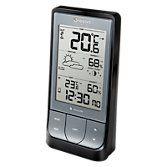 Oregon Scientific Bluetooth Weather Station BAR218, Black/Silver at John Lewis