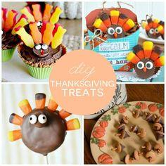 thanksgiving snacks | 10 DIY Thanksgiving Treats