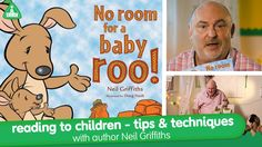 Part One of 'Reading To Children - Tips & Techniques' Neil Griffiths, author to over 35 children's books and an educationalist, talks through the benefits of. Learning Centers, Early Learning, Communication Skills, Read Aloud, Quality Time, Story Time, Speech Therapy, Love Book, Storytelling