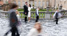 Bruidskinderen met bruidspaar Bob-photos.com