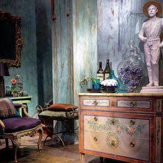 Rococo Style, Goldfish, Baroque, Boho Chic, Instagram Posts, Blog, Painting, Bedroom, Art