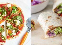 5 συνταγές για βραδινό φαγητό με τα παιδιά | Infokids.com.cy Tacos, Mexican, Ethnic Recipes, Food, Essen, Yemek, Mexicans, Meals