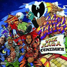 """2017 release from the hip hop collective. For 24 years, two letters say it all, """"Wu. The nine-man outfit of the Wu-Tang Clan has paved a way for literally hundreds of artists in hip hop. People Say Wu-Tang Clan (feat. Hip Hop, Wu Tang Clan Members, Wu Tang Clan Album, Cover Art, Lp Cover, Sean Price, Ghostface Killah, Rap Albums, Music Albums"""