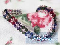 bead_tutorial: [Tutorial] Crystal Bracelet #13