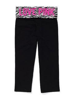Yoga Crop - Victoria's Secret Pink® - Victoria's Secret