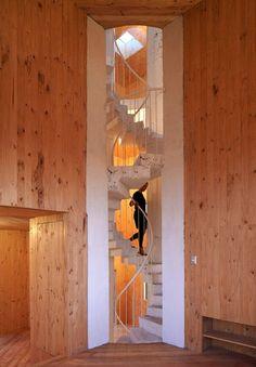 25 escaliers design à dévorer des yeux ! De quoi vous donner des idées pour chez vous !