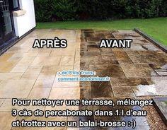 Terrasse+Noircie+?+L'Astuce+Miracle+Pour+La+Nettoyer+SANS+EFFORT+!