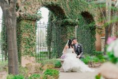 Villa Siena Lavender Wedding Leslie Ann Photography