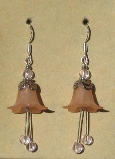 Fairy Flower Bead Earrings
