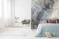 #natural #naturalcolor #marble #design #wallpaper #naturestone #stone #nature #wall #artwall #livingroom #muurschildering #interior #interieur Designer Wallpaper, Wall, Art Wall, Natural Color, Wallpaper, Home And Garden, Marble Design, Interior, Home Decor