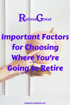 When the day comes & you finally retire, the sky's the limit when it comes to deciding where to live. You might want to stay put or maybe you're more adventurous & want to try the expat life for a while. Everyone has their own wants & needs. You need to think what're your retirement location criteria. And what're the deal breakers that make a place a definite no. We're having those discussions right now ourselves. We have to figure out what's important & necessary & what we can live without. Best Places To Retire, Things To Come, Good Things, Retirement Planning, The Good Place, Budgeting, How To Plan, Sky, Live