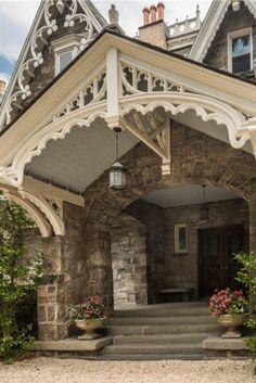 1849 Gothic Revival For Sale In Bronxville New York Gothic Revival Architecture, Classical Architecture, Sustainable Architecture, Amazing Architecture, Architecture Design, Watercolor Architecture, Bronxville New York, Modern Gothic, Gothic Art
