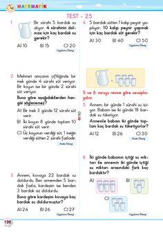 2. Sınıf Soru Bankası Tüm Dersler Süper Kitap Bullet Journal, Math, Books, Cases, Libros, Math Resources, Book, Book Illustrations, Mathematics