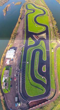 Lydd Kart track