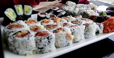 I got Sushi! What Food Matches Your Personality?