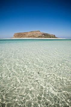 Gramvousa, Crete, Greece.:
