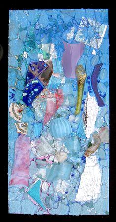 Art Impressions, Mosaics, Pearls, Painting, Art Prints, Beads, Painting Art, Paintings, Mosaic