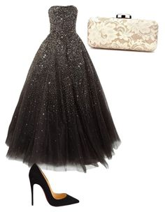 """Gala"" by nainkaba on Polyvore featuring Christian Louboutin"