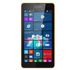 Microsoft Lumia 535 3G Dual Sim 8GB Mobile Orange