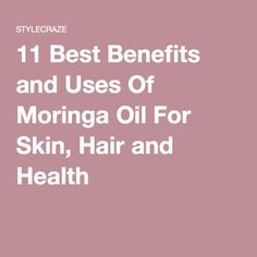 Moringa oil is another essential oil that works wonders on improving human health and beauty. In this article, find 11 best benefits of moringa oil Rose Oil Benefits, Moringa Benefits, Juicing Benefits, Healthy Juice Recipes, Healthy Juices, Healthy Drinks, Uses Of Pumpkin, Cranberry Juice Benefits, Juice For Skin
