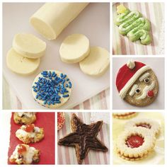 Make-Ahead Holiday Cookies from Taste of Home