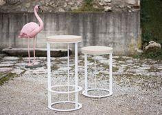 Panama stools by Flamongo