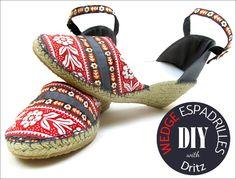 DIY+Wedge+Espadrilles:+New+from+Dritz