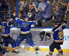 A pennant for the Cardinals? Another season in St. Louis for the Rams? Playoff success for the Blues? Be the first to find out.