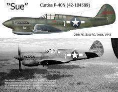 Curtiss P-40N
