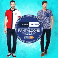 #Pantaloons​ #SpringSummerCollection is now at #Jabongworld! Find the trendiest of #designs- https://goo.gl/dNcnlUhttps://www.jabongworld.com/catalogsearch/result/?cat=236&q=pantaloons?utm_source=ViralCurryOrganic&utm_medium=Pinterest&utm_campaign=PantaloonsMens-28-june2015