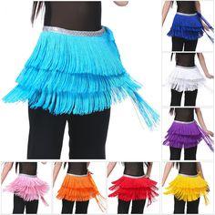 Ebay $15. Wrap skirt style fribge Belly Dance Hip Scarf 3 Layers Tassels Fringe Decor Waist Chain Skirt Wrap Belt in Clothing, Shoes, Accessories, Dancewear, Men's & Women's Dancewear | eBay!