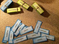 sinonimos ii Spanish Teaching Resources, Spanish Games, Bilingual Education, Teacher Inspiration, Language Development, Educational Games, Spanish Language, Hands On Activities, Literacy Centers