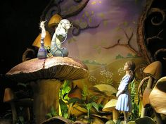 The Look: Wonderland - Fortnum and Mason, Christmas 2006