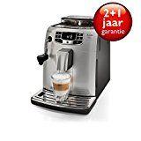 Philips Saeco Intelia Deluxe Espresso Machine Edelstahl