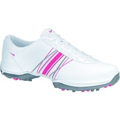 Nike Women's Delight Golf Shoe - My sweet golf shoes. Love them!