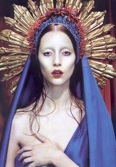 Gaga as Mary Magdalene