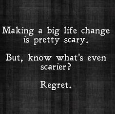 No regrets!!!! Happy we took the adventure of moving to vegas:) past is the past and I'm so excited for the future :)
